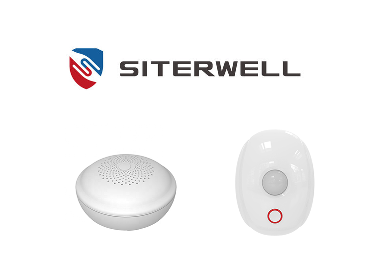 Siterwell WaterLeak and Motion sensor